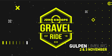 John Knoops Gravel Ride 2019 billets