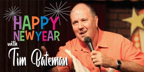 Happy New Year with Tim Bateman tickets