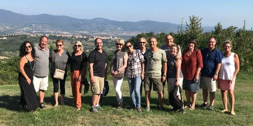 September 2020 Wine Tour