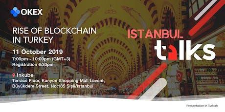 OKEx Talks 2019 - Istanbul tickets