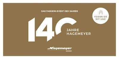 EVENT 140 JAHRE HAGEMEYER
