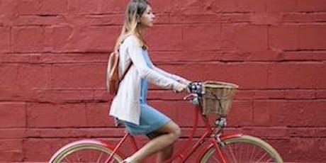 Spokeswomen - a women-friendly tour of Dublin by bike  tickets