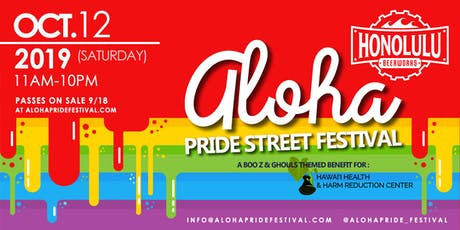 Aloha Pride Street Festival tickets