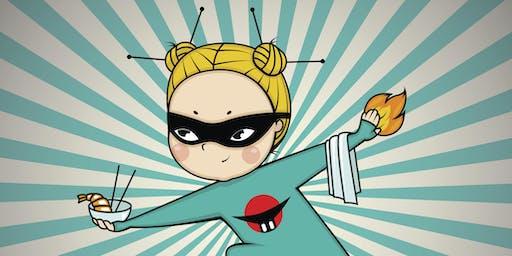 Kabuki Ninja Cooking Classes