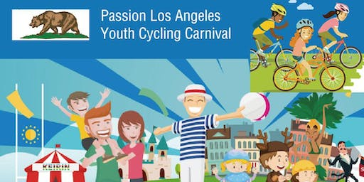 2019 PASSION LA YOUTH CYCLING CARNIVAL(THIRD RACE)