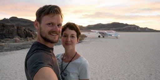 OVERLAND - ein Vortrag von Magdalena und Paul Guschlbauer