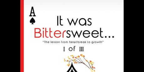 """It was Bittersweet""... Book 1: Release Party tickets"