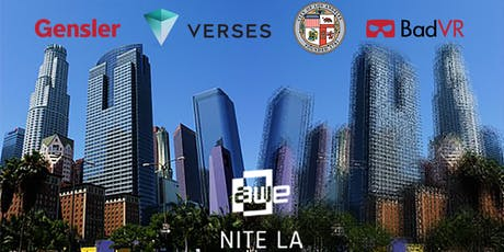 AWE Nite LA:  AR Cloud, Collaboration, and Convergence tickets