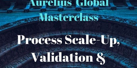 Process scale up, validation & technology transfer Tickets