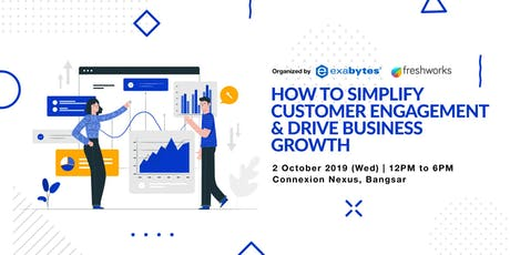 How to Simplify Customer Engagement & Drive Business Growth tickets