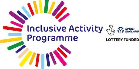 Inclusive Activity Programme Workshop tickets