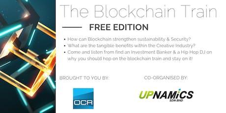 The Blockchain Impact on Sustainability, Security & Creativity tickets