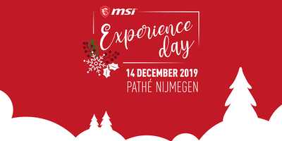 MSI Experience Day 2019