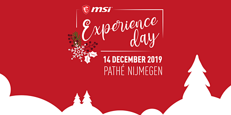 MSI Experience Day 2019 tickets