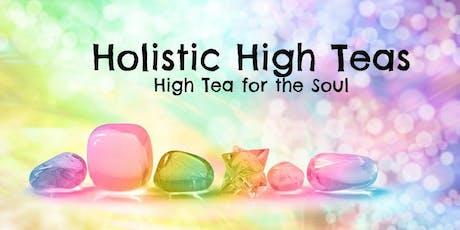 Spirit Bliss Cafes Holistic High Teas tickets