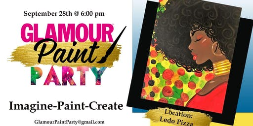 The Beauty Within Hosted By Glamour Paint Party