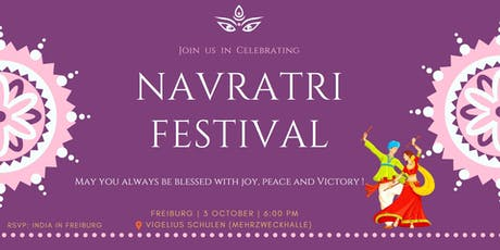 Navratri Festival tickets