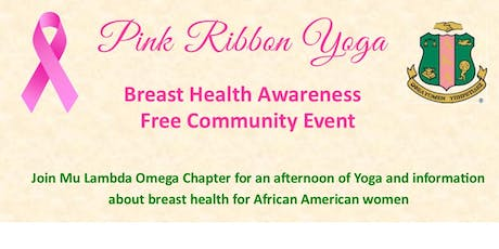 MLO Presents Pink Ribbon Yoga tickets