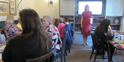 Networking with The Sparkling Business Club