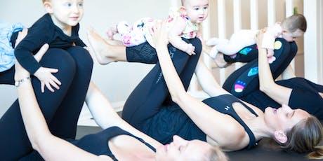 Mama & Baby Pilates tickets