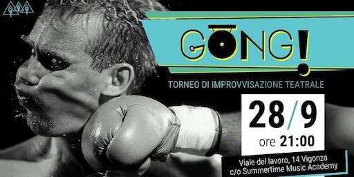 GONG! - Torneo di improvvisazione teatrale - Round