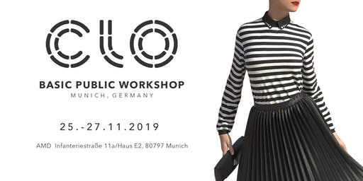 CLO Europe BASIC PUBLIC WORKSHOP
