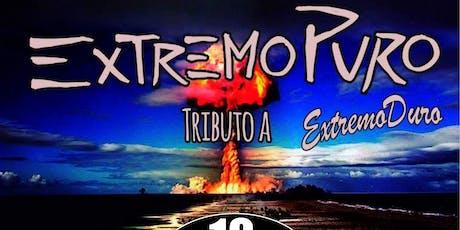 Extremopuro, el mejor tributo a Extremoduro en ALGECIRAS entradas