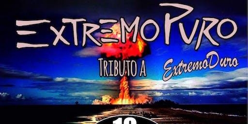 Extremopuro, el mejor tributo a Extremoduro en ALGECIRAS