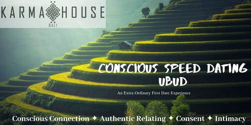 Conscious Speed Dating - UBUD