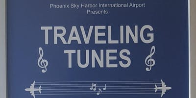 Traveling Tunes at Phoenix Sky Harbor Airport