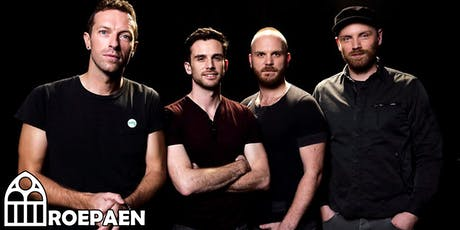 Undercoversessie: Coldplay • Roepaen Podium tickets