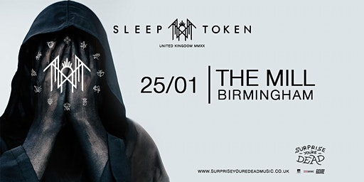 Sleep Token (The Mill, Birmingham)