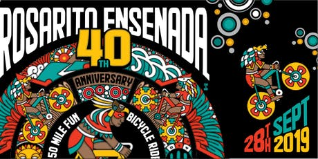 Rosarito Ensenada Bike Race September 2019 tickets