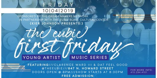 Young Artist Music Series October