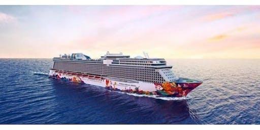 DWF Cruise Party 2019 in Guangzhou, China