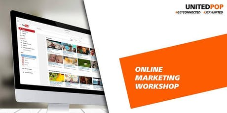 Workshop: Monetizacija i optimizacija YouTube kanala tickets