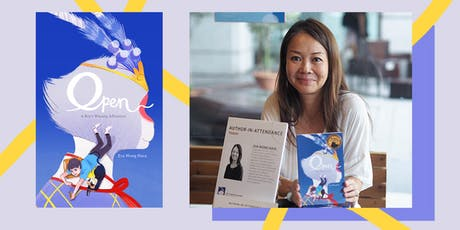 Reading And Writing The Middle Grade Book With Eva Wong Nava tickets