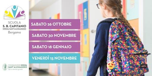 Scuola S.B. Capitanio / Open Day