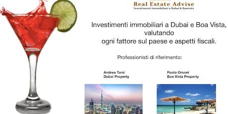 Aperitivo Smart Real Estate biglietti