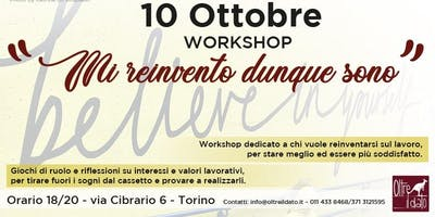 Workshop - Mi reinvento dunque sono