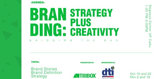 Branding: Strategy Plus Creativity