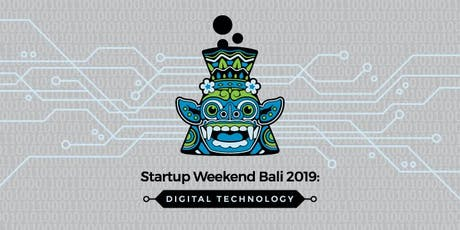 Techstars Startup Weekend Bali: Digital Technology tickets