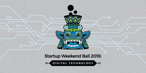 Techstars Startup Weekend Bali: Digital Technology