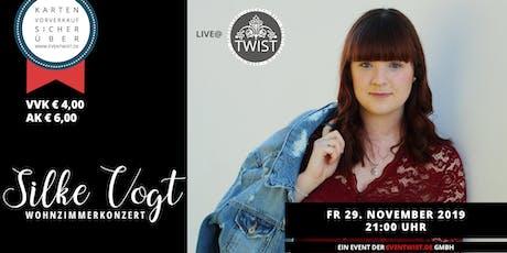 Silke Vogt - Wohnzimmerkonzert@TWIST Tickets