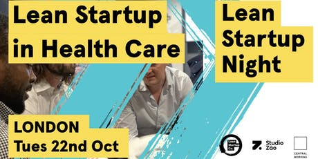 Lean Startup in Health Care tickets