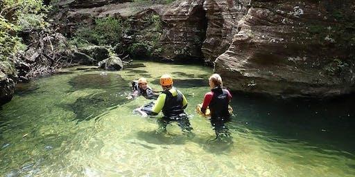 Women's Wallangambe Canyon Adventure // Sunday 19th January