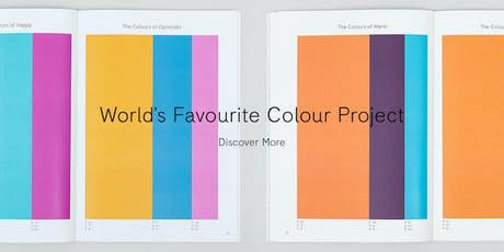 GF Smith: The Worlds Favourite Colour Talk tickets