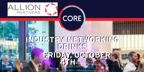 Industry Networking Drinks tickets