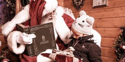 Santa Sundays at Alexander's, Skipton