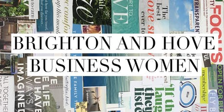Brighton & Hove Business Women- October Meeting tickets